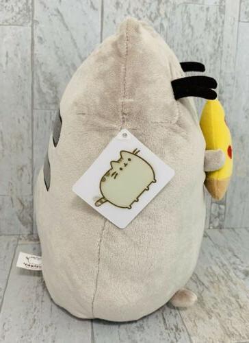 New GUND Stuffed Plush Snack Slice F