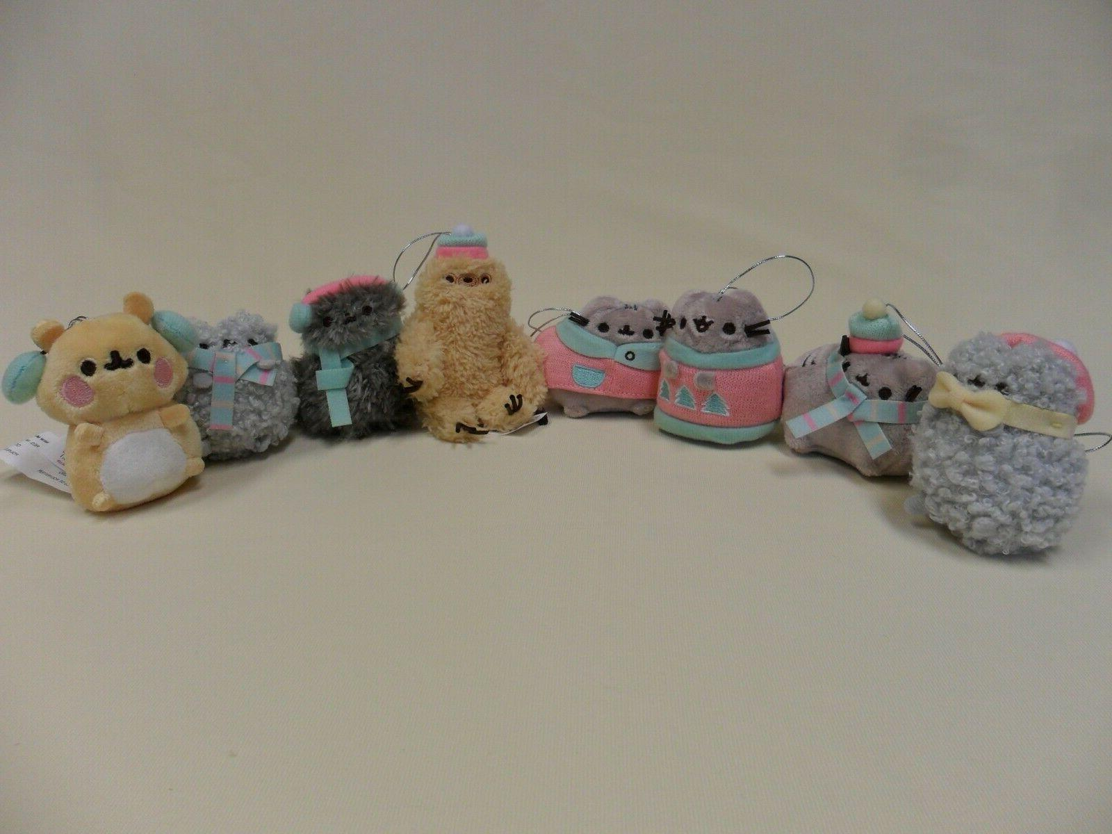new pusheen blind box complete set of