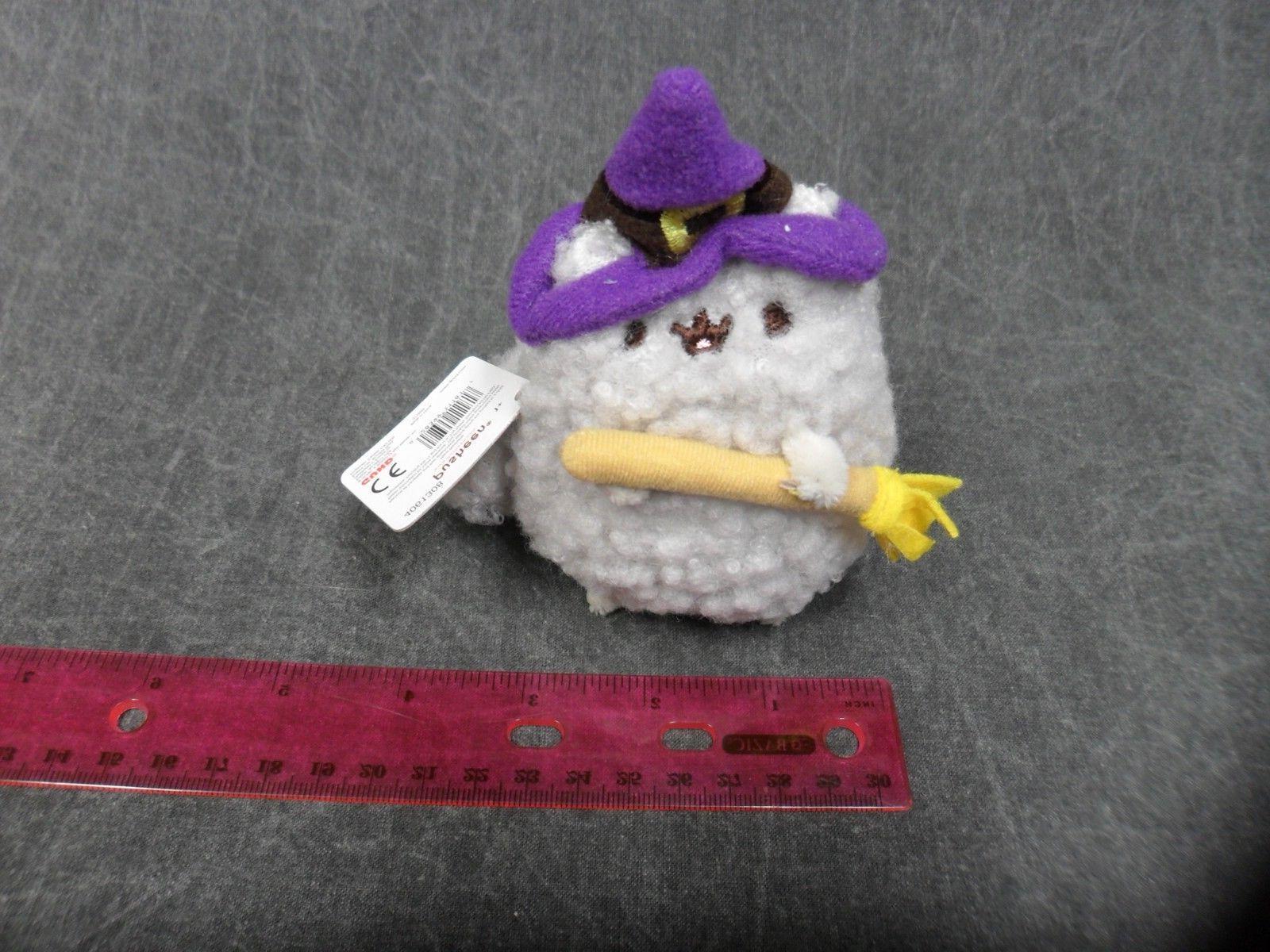 Gund New Stormy 5 * Halloween Plush Kitten Cat Stuffed Toy