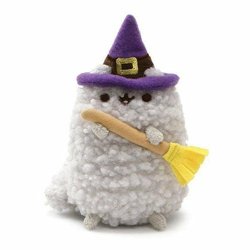 new pusheen stormy 5 inch witch halloween