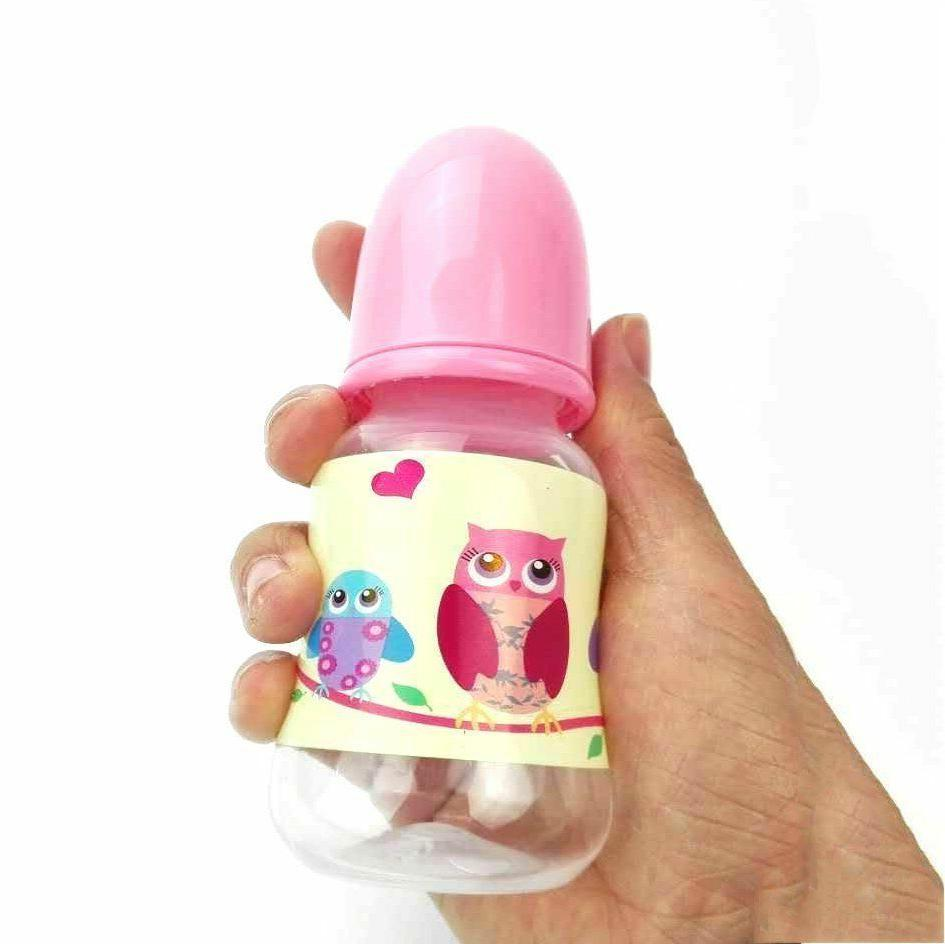 New Pink Dolls bottle Newborn Toys