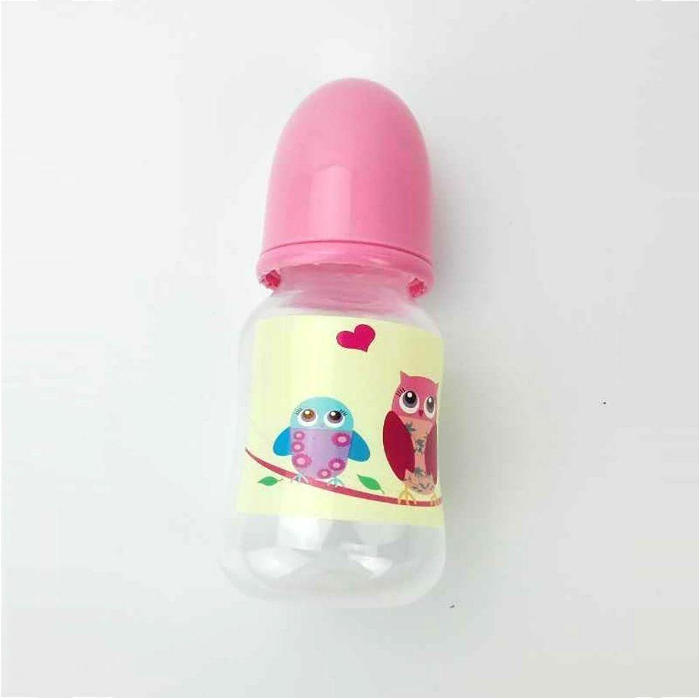 New Pink Dolls Accessories bottle Toys