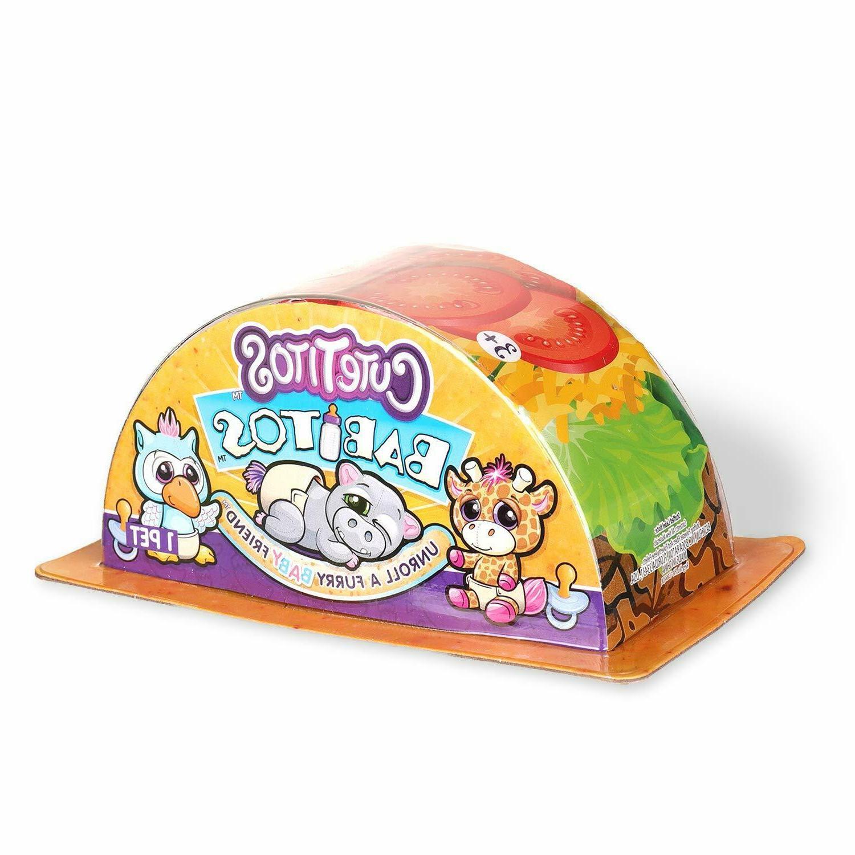 new sealed cutetitos babitos series 1 quackito