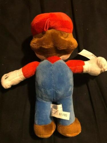 New Plush Figure Licensed Toy NWT