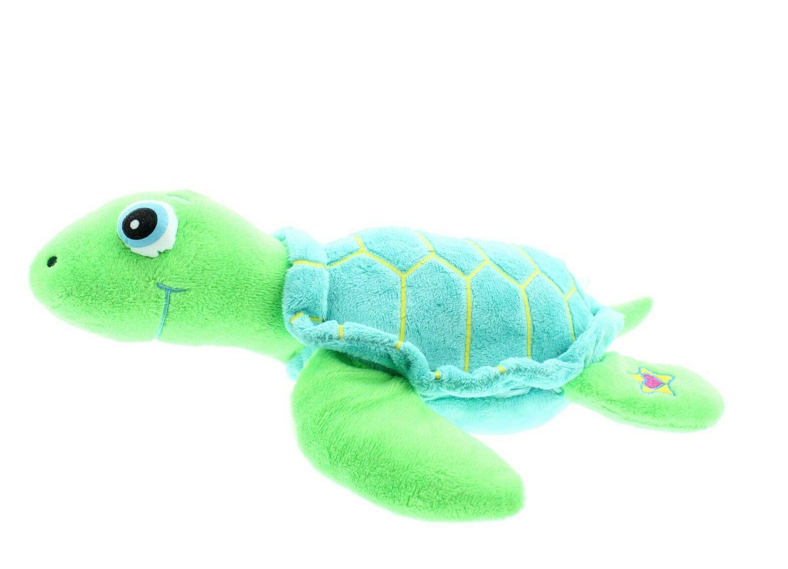 night buddies ally the turtle stuffed plush