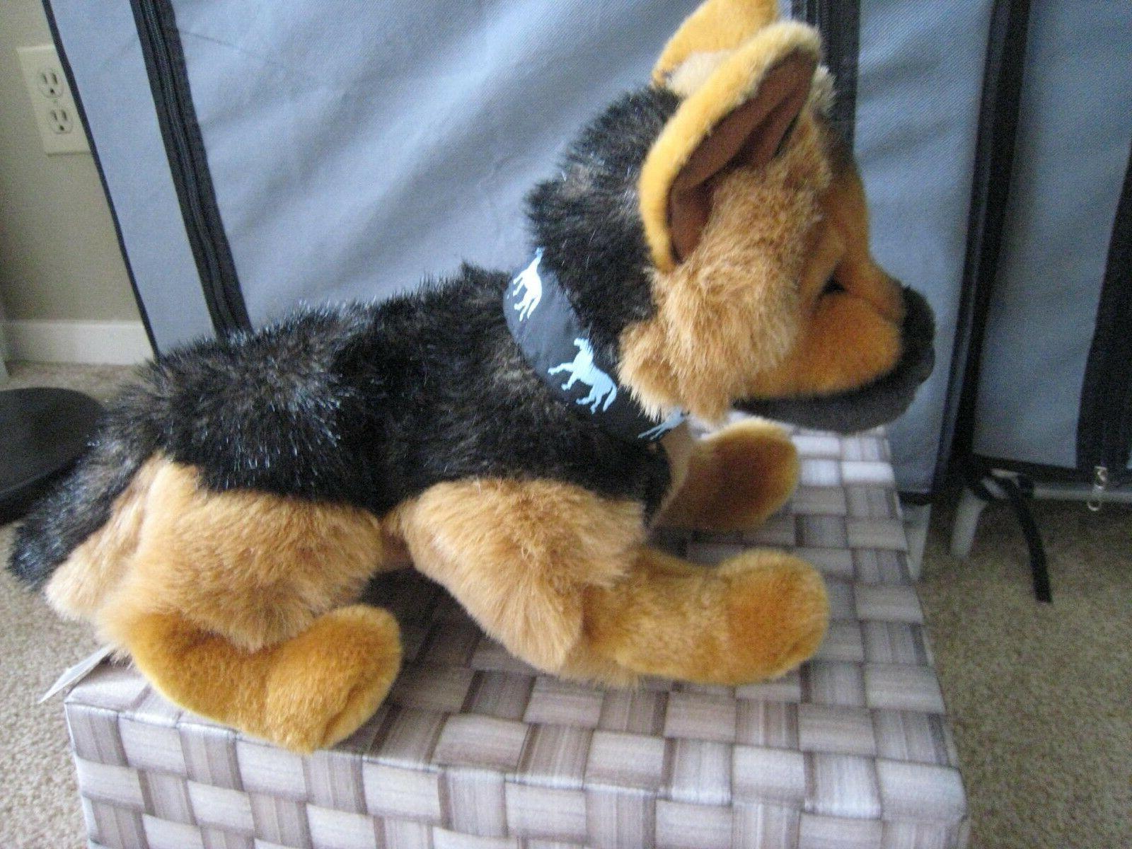 "NWT 16"" Douglas Plush German Shepherd General Animal Puppy"