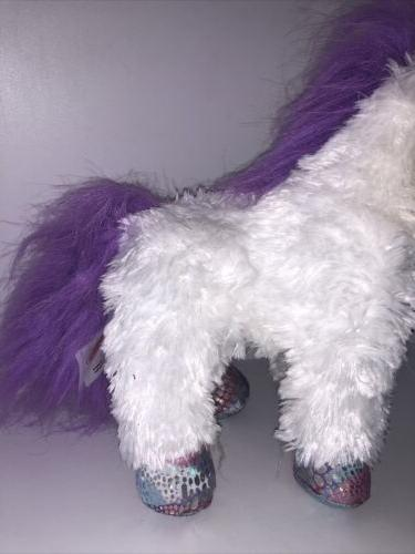 NWT Doug Misty Stuffed Animal Horse 11""