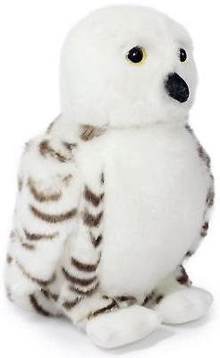 VIAHART Odette The Snow Owl | 9 Inch Stuffed Animal Plush |