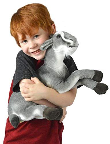 VIAHART Patrick The Pygmy Goat 18 Large Stuffed | by Toys