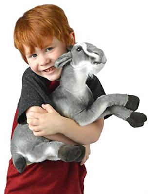 VIAHART Patrick Goat | 18 Large Stuffed Animal | by Tiger