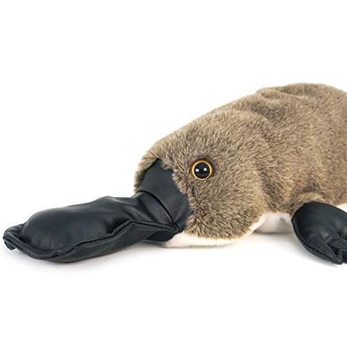 Patty the Platypus Almost 2 Foot Long Large Duck-Billed Animal Tiger Tale