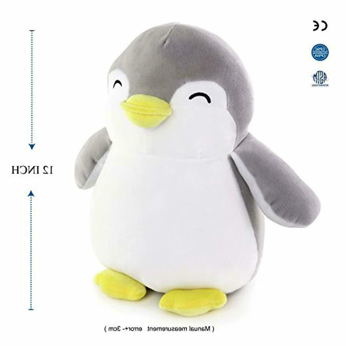 WEWILL Stuffed Squeezable Gray,