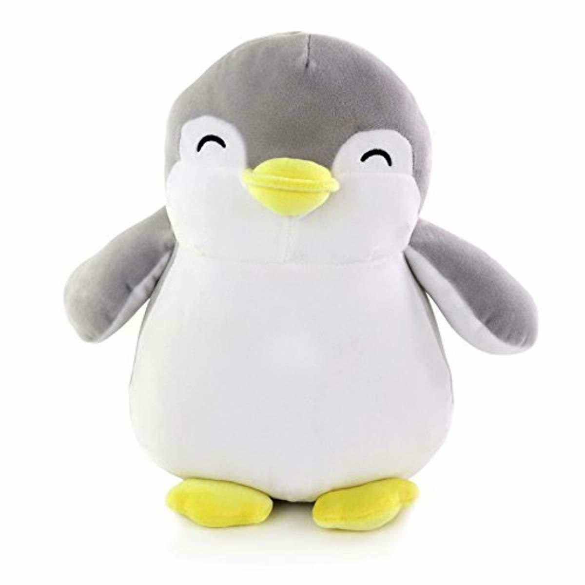 penguin stuffed animals squeezable plush penguin toys