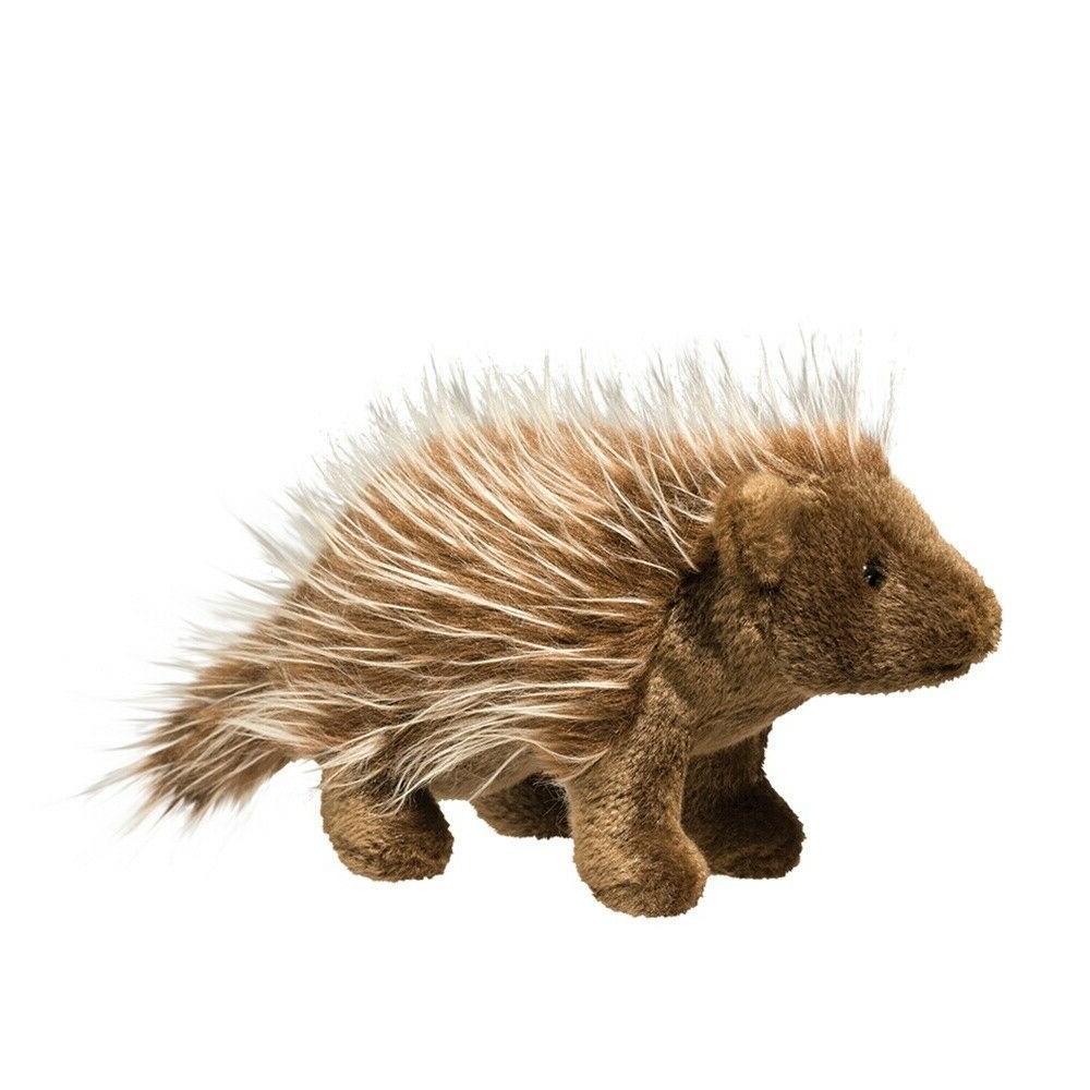 12 Inch Percy Porcupine Plush Stuffed Animal by Douglas
