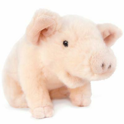 Perla the Pig 11 Inch Plush Piglet | Tiger