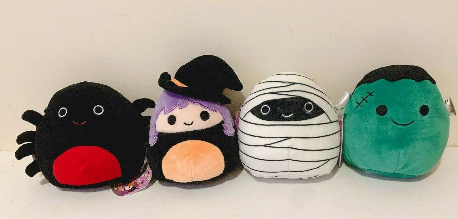 pick any two mini 5 squishmallow 2019