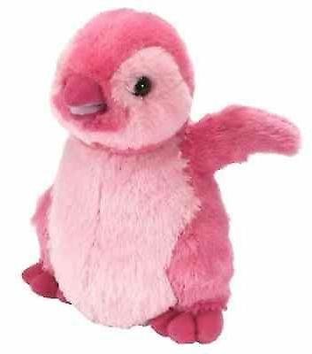 Pink Penguin Cuddlekin 12 by Wild Republic