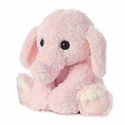 Pink Stuffed Animal Cuddly Teddy Gift