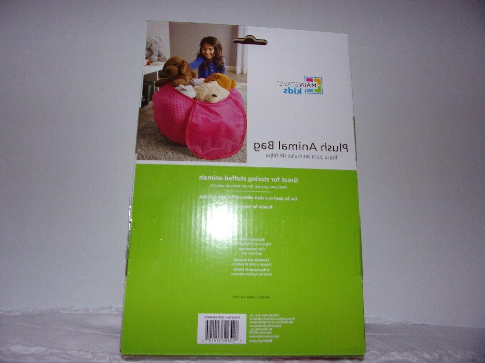 Bag , Your Stuffed Animals / Brand New