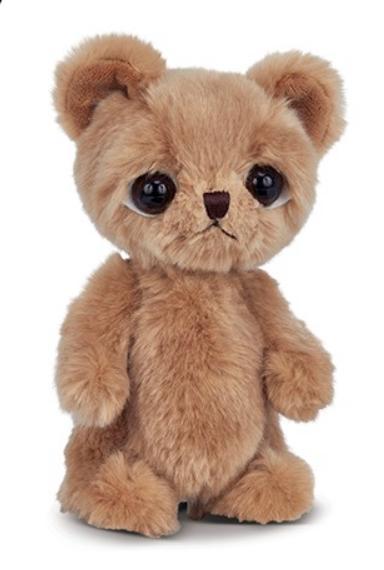 "8""  PLUSH BABY BEAR ""BIG HEAD TED"" #310501 BEARINGTON COLLEC"