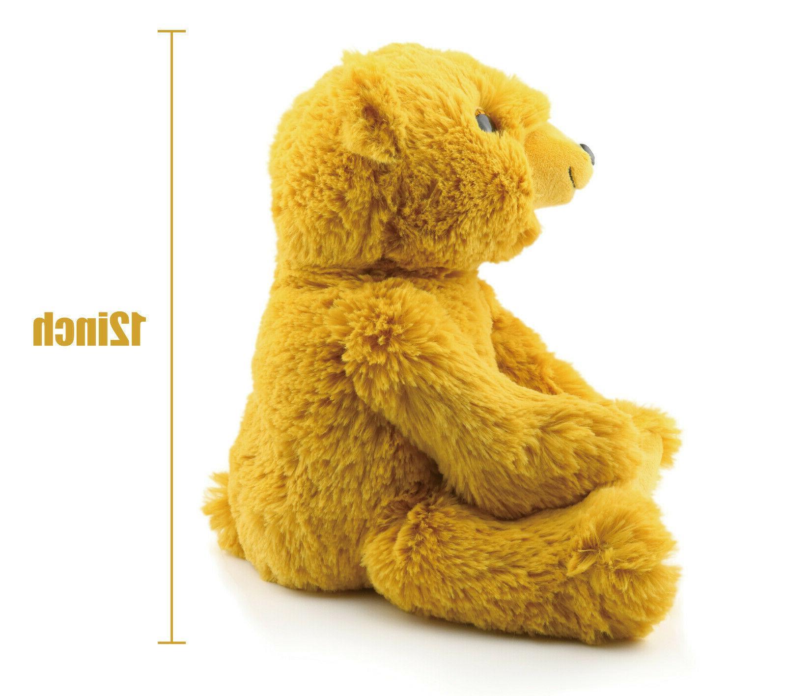 Plush Bear Toy - Cute - ICE KING BEAR