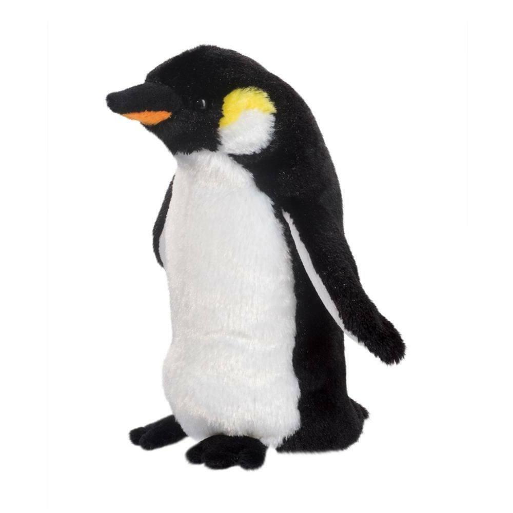 plush bibs emperor penguin 8