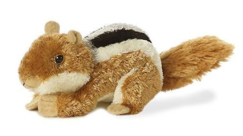 plush chip chipmunk stuffed toy