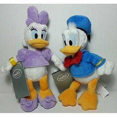 9 1//2 Mini Bean Bag Disneys Donald Duck Plush