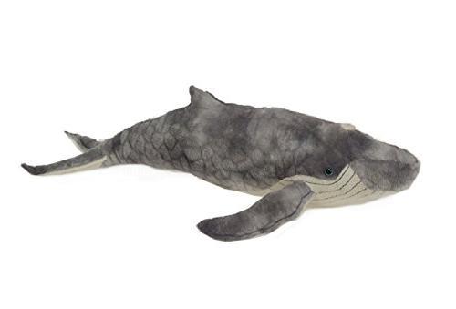 plush humpback whale