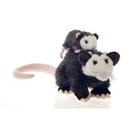 plush opossum possum stuffed