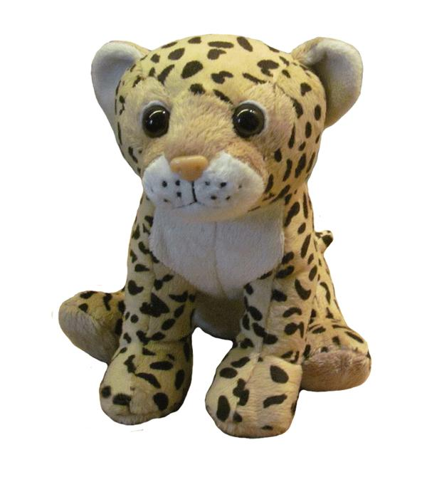 "NIC NAC 9"" Plush Boys & Girls Stuffed Animal Toy Jungle Safa"
