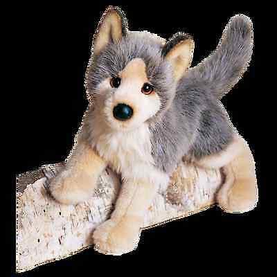 Plush Floppy Wolf