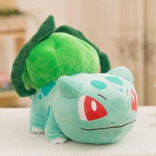 hot new pokemon bulbasaur plush soft toy