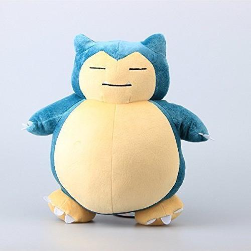 pokemon snorlax soft plush figure