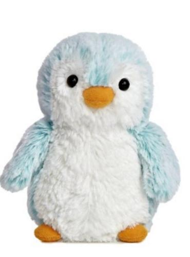 pompom blue penguin 6