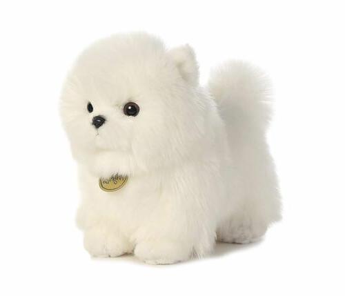 Pompom White Plush Soft Gift