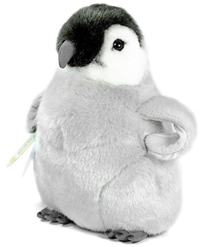 prince king penguin stuffed