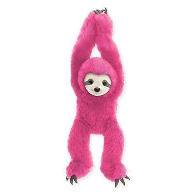 promo animal plush pink cuddle