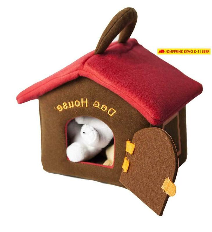 Puppy With Playset