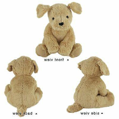 WEWILL Puppy Super Soft Golden Retriever Dog,...