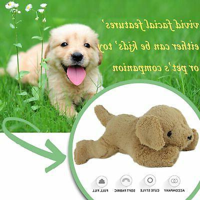 WEWILL Super Soft Retriever Dog,...