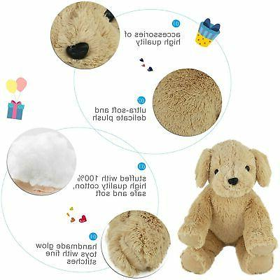 WEWILL Puppy Stuffed Super Retriever New