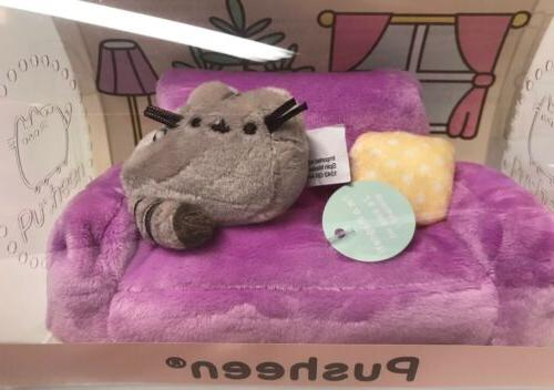 Gund Pusheen At Home Collector Set