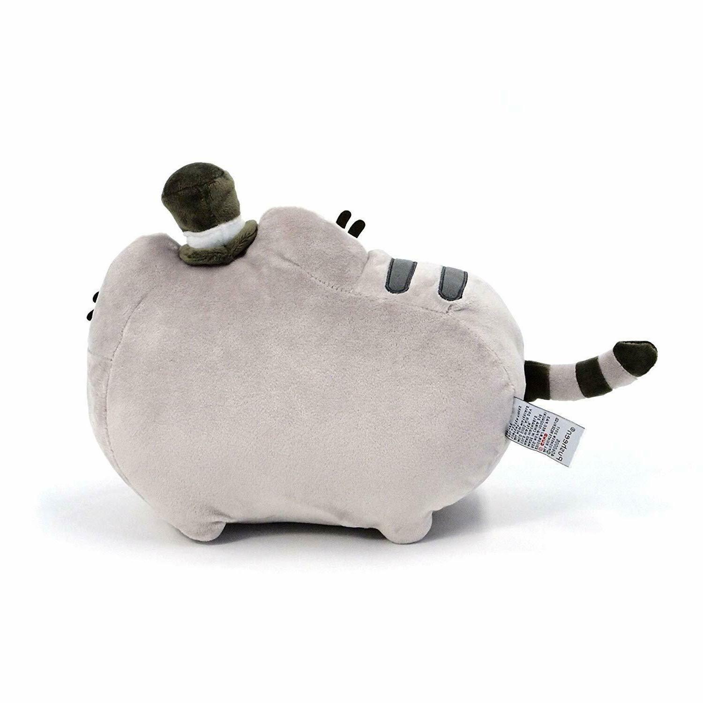 "GUND Pusheen Plush Stuffed 12.5"""