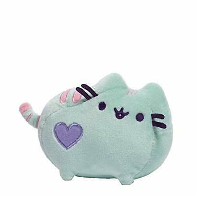 pusheen heart pastel cat plush stuffed animal