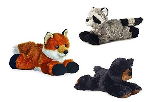 rascal raccoon foxie fox sullivan