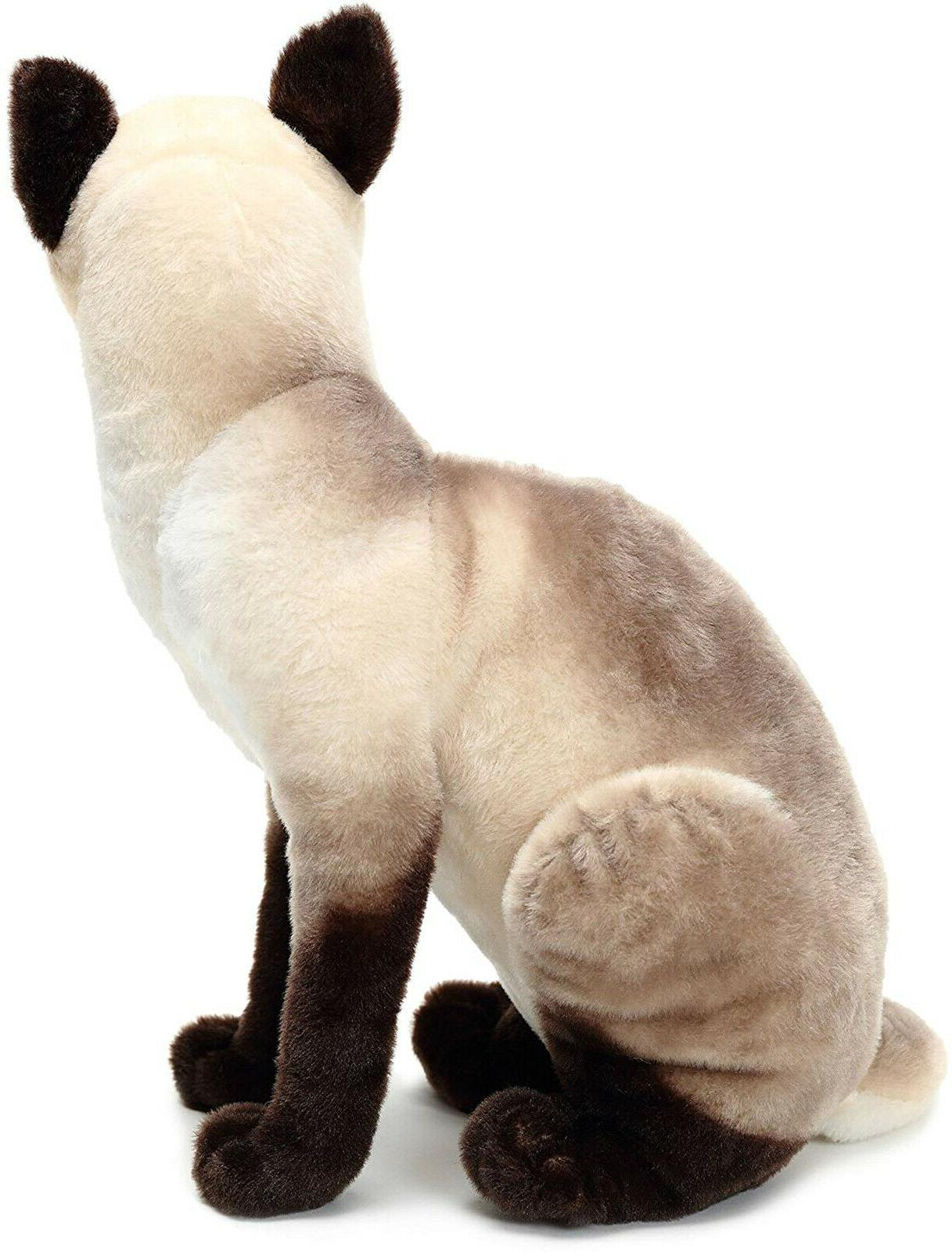 Realistic Cat Pet Plush, Kids And Children Stuffed Animal Toy Gift