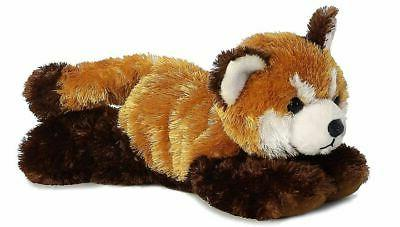 red panda mini flopsie stuffed animal by
