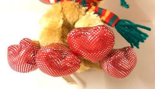 "Reindeer Winkeez 6"" HOLIDAY Deer Animal Toy"