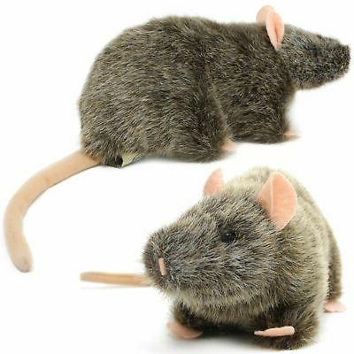 Reuben Rat 7 Plush Rat | By Tiger Toys